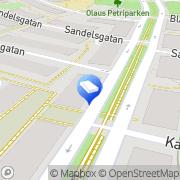 Karta Köksarkitekterna AB Stockholm, Sverige