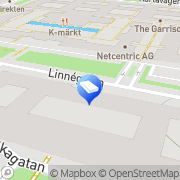 Karta Fastighets AB Grannarne Stockholm, Sverige