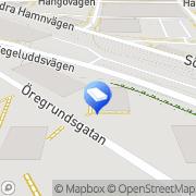 Karta Fastighetsförvaltnings Konsult Ff16K Stockholm, Sverige