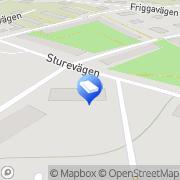 Karta Skårmans Byggnads AB Lidingö, Sverige