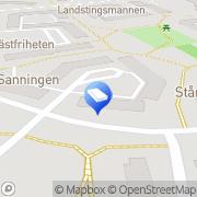 Karta Cnc Computer And Network Consulting Källtorp, Sverige