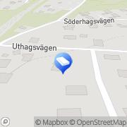 Karta RA Resursförstärkning Rune Adolfsson Vega, Sverige