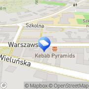 Mapa Patkowska Aneta, Ptak Iwona. AGD s.c. Wieruszów, Polska