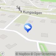Karta Ahnborg Arkitektkontor AB, Johan Lidingö, Sverige