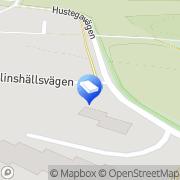 Karta Kensii AB Lidingö, Sverige