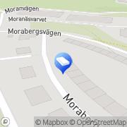 Karta J. Häggbom Konsult Saltsjöbaden, Sverige