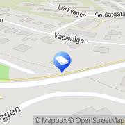 Karta Segerströms Grävmaskiner, T Vaxholm, Sverige