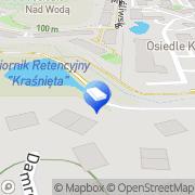 Mapa Abacus Internet Solutions sp.j. Gdańsk, Polska