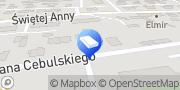 Mapa Mpixel Małgorzata Sosnowska Lubliniec, Polska