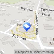 Mapa Godziek Andrzej. Transport Suszec, Polska