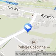 Mapa Gomola-Trans Brenna, Polska