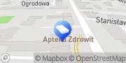 Mapa Notariusz Piekary Śląskie Małgorzata Parada Piekary Śląskie, Polska