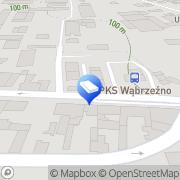 Mapa Transgis Sp. z o.o. Wąbrzeźno, Polska
