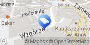 """Mapa Biuro Rachunkowe """"Provider"""" Anna Szczypka Bielsko-Biała, Polska"""