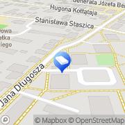 Mapa Rytczak Halina. Kancelaria Kutno, Polska