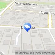 Mapa MTD Olkusz, Polska