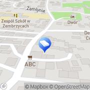 Mapa Trans-Kop Zembrzyce, Polska