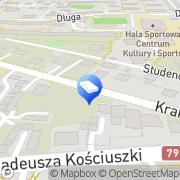 Mapa Multi-Net Krzeszowice, Polska