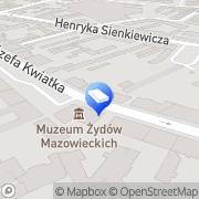Mapa Pijanowski J. Kancelaria  Płock, Polska