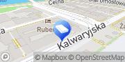 Mapa Kancelaria Notarialna Notariusz Sandra Błaszczyk-Kozłowska Kraków, Polska