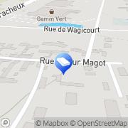 Carte de Gratia Ta TP Beauvais, France