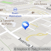 Carte de Alain Fourez Rueil-Malmaison, France