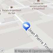 Carte de Alba Clim Argenteuil, France