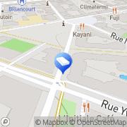 Carte de Vincent Belle Boulogne-Billancourt, France