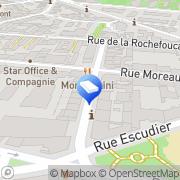 Carte de Fl Conseils Boulogne-Billancourt, France