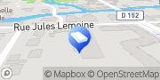 Carte de la grange des occasions Arpajon, France