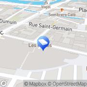 Carte de Au Bon Travailleur Amiens, France