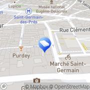 Carte de Smn France Paris, France