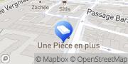 Carte de Une Pièce en Plus Paris 13 - Place d'Italie Paris, France