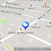 Carte de FREE RAGS Paris, France