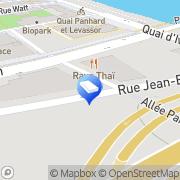 Carte de HOMEOPATHIE ROCAL SA Paris, France