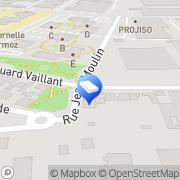 Carte de MILLS Le Bourget, France