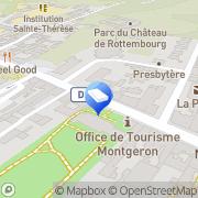 Carte de Kaf Montgeron, France