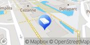 Carte de Agence d'Emploi Manpower Roissy Paris-Nord 2 Villepinte, France