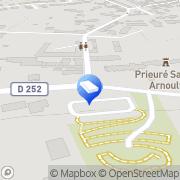 Carte de BRISTOL MYERS SQUIBB Marolles-en-Brie, France