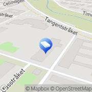 Karta Fastighetsproffsen Nordlander & Fesse AB Umeå, Sverige