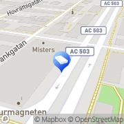 Karta Revisionsteamet i Umeå AB Umeå, Sverige