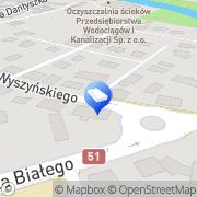 Mapa Pigo S.A. Lidzbark Warmiński, Polska