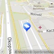 Mapa Gobi SA Warszawa, Polska