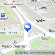 Mapa Derlikowska-Nowicka Iwona. Kancelaria Warszawa, Polska