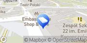 Mapa Life Start Group Sp. z o.o. Warszawa, Polska
