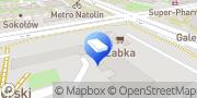 Mapa Kancelaria Notarialna Notariusz Alina Niewczas-Zajączkowska Warszawa, Polska