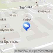 Mapa 4Pi Sp. z o.o. Warszawa, Polska