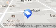 Kartta Rauman oikeusaputoimisto, Uudenkaupungin toimipaikka Uusikaupunki, Suomi