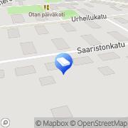 Kartta LL Vel-on Ab Oy Rauma, Suomi