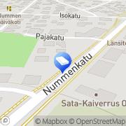 Kartta Räikkönen Kimmo Tmi Rauma, Suomi